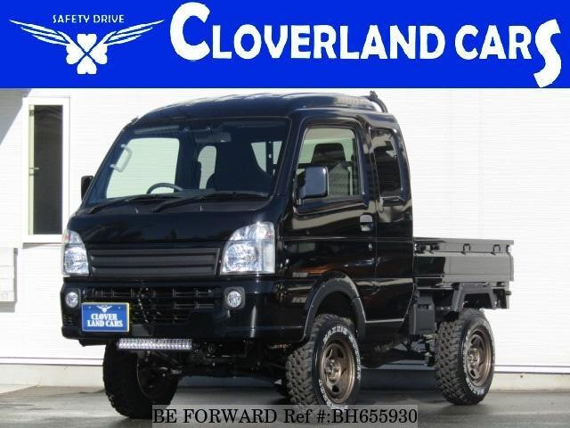 Used 2019 SUZUKI CARRY TRUCK BH655930 for Sale