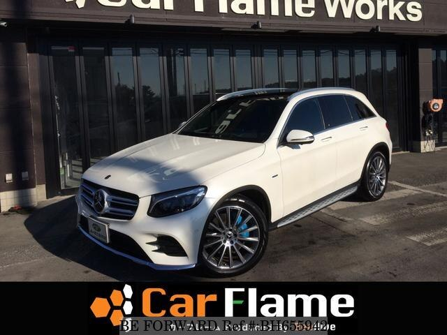Used 2017 MERCEDES-BENZ GLC-CLASS BH655942 for Sale