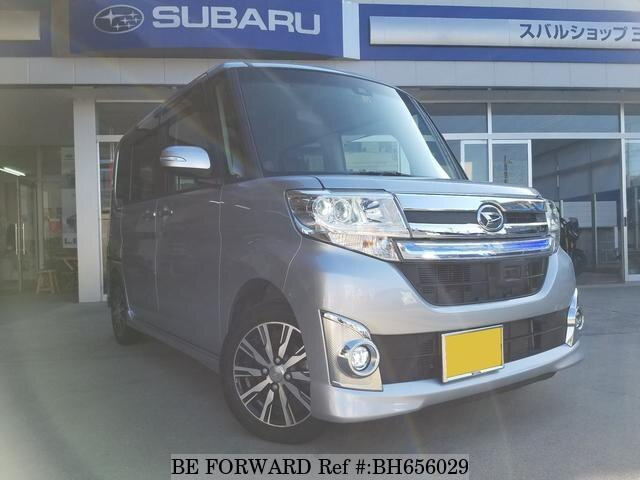 Used 2015 DAIHATSU TANTO BH656029 for Sale