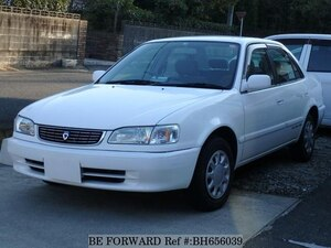 Used 1997 TOYOTA COROLLA BH656039 for Sale