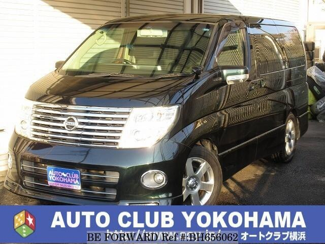 Used 2007 NISSAN ELGRAND BH656062 for Sale