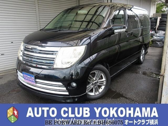Used 2005 NISSAN ELGRAND BH656075 for Sale