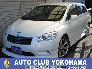 Used 2008 TOYOTA MARK X ZIO BH656104 for Sale