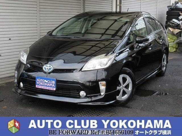 Used 2012 TOYOTA PRIUS BH656109 for Sale