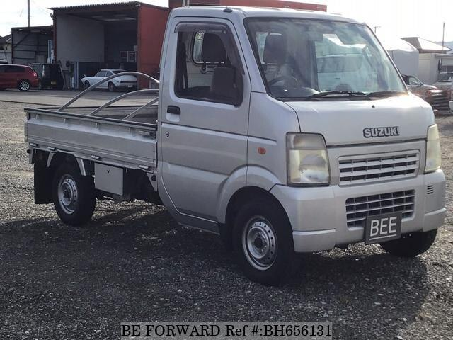 Used 2007 SUZUKI CARRY TRUCK BH656131 for Sale