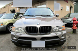 Used 2004 BMW X5 BH656552 for Sale