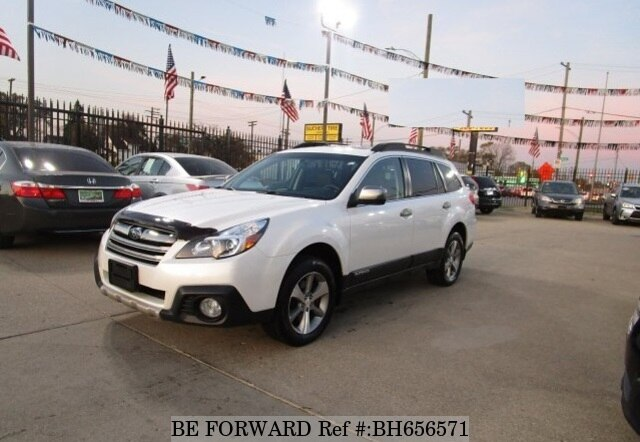 Used 2013 SUBARU OUTBACK BH656571 for Sale