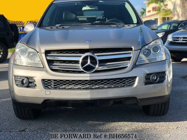 Used 2007 MERCEDES-BENZ GL-CLASS BH656574 for Sale