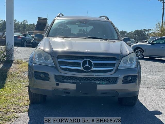 Used 2007 MERCEDES-BENZ GL-CLASS BH656578 for Sale