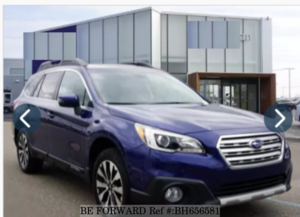 Used 2017 SUBARU OUTBACK BH656581 for Sale