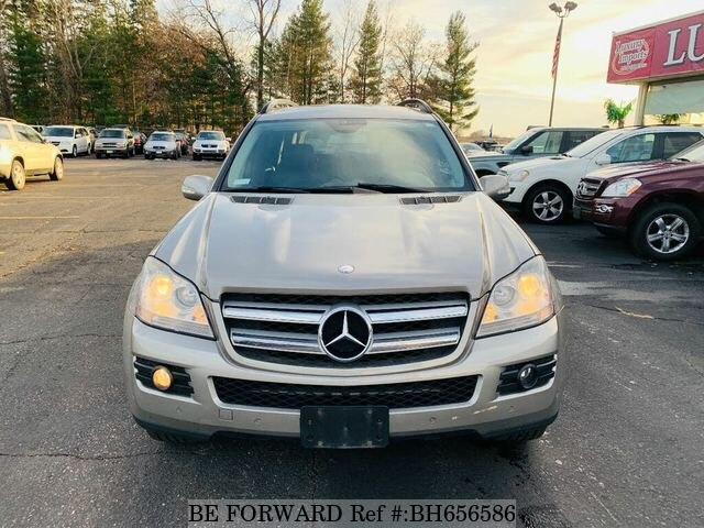 Used 2008 MERCEDES-BENZ GL-CLASS BH656586 for Sale