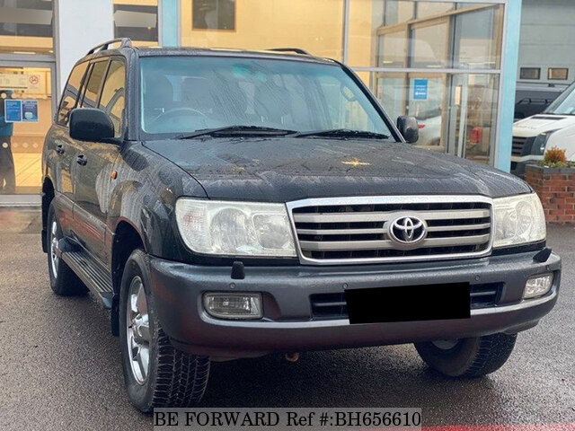 Used 2007 TOYOTA LAND CRUISER AMAZON BH656610 for Sale