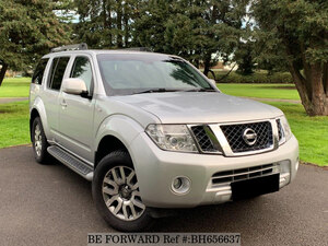 Used 2011 NISSAN PATHFINDER BH656637 for Sale