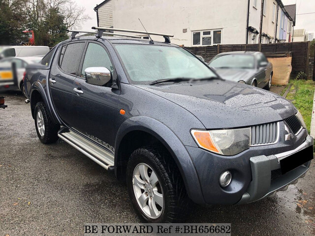 Used 2008 MITSUBISHI L200 BH656682 for Sale