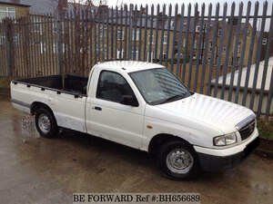 Used 2003 MAZDA B2500 BH656689 for Sale