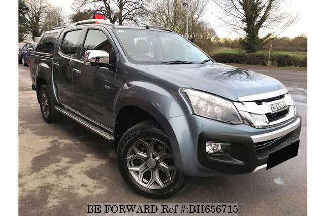 Used 2016 ISUZU D-MAX BH656715 for Sale