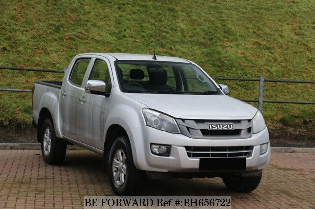 Used 2015 ISUZU D-MAX BH656722 for Sale