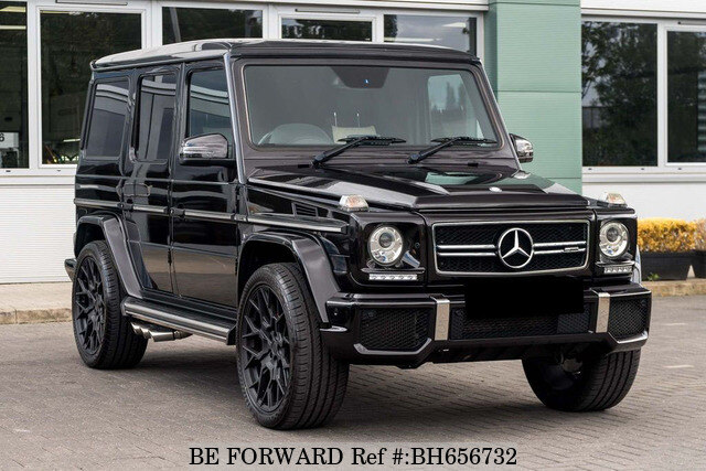 Used 2015 MERCEDES-BENZ G-CLASS BH656732 for Sale