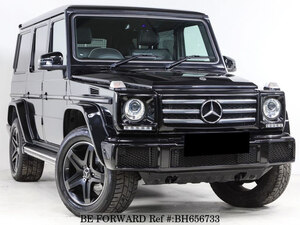 Used 2018 MERCEDES-BENZ G-CLASS BH656733 for Sale