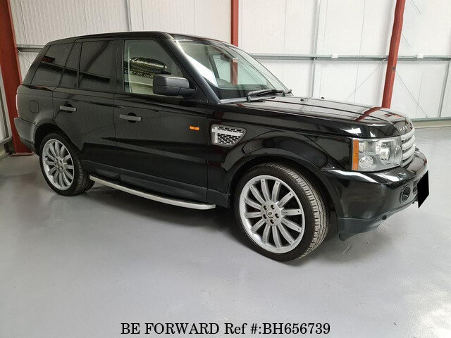 Used 2007 LAND ROVER RANGE ROVER SPORT BH656739 for Sale