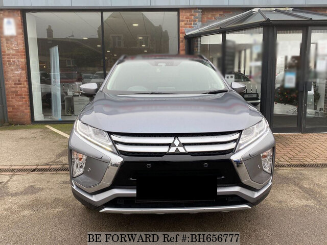 Used 2018 MITSUBISHI ECLIPSE CROSS BH656777 for Sale
