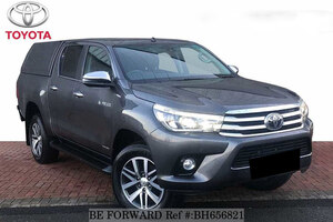Used 2019 TOYOTA HILUX BH656821 for Sale