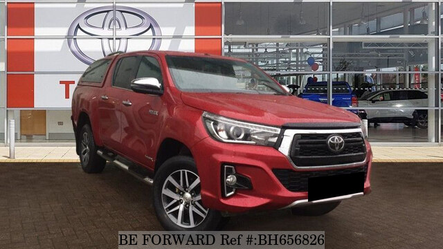 Used 2019 TOYOTA HILUX BH656826 for Sale