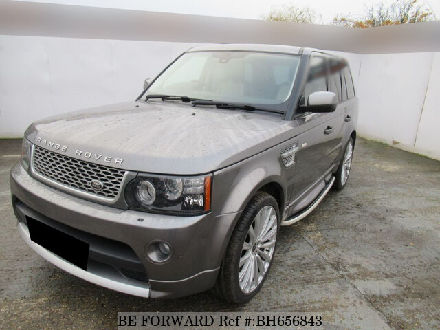 Used 2011 LAND ROVER RANGE ROVER SPORT BH656843 for Sale