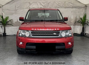 Used 2011 LAND ROVER RANGE ROVER SPORT BH656846 for Sale