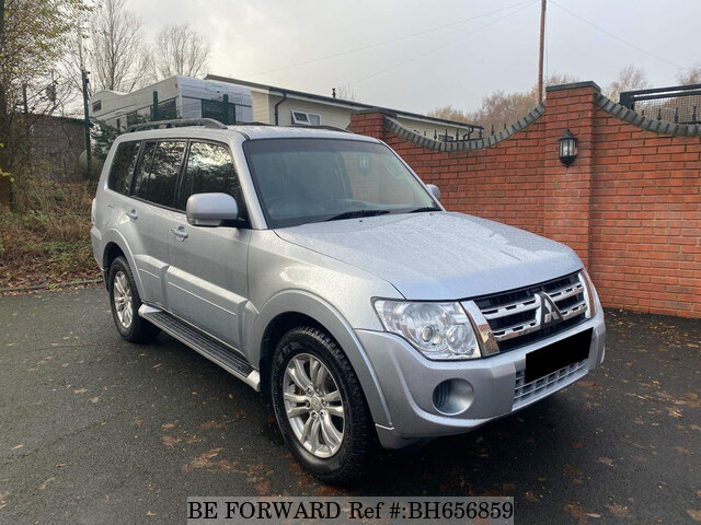 Used 2014 MITSUBISHI SHOGUN BH656859 for Sale