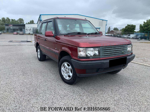 Used 2001 LAND ROVER RANGE ROVER BH656866 for Sale