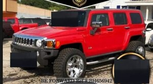 Used 2008 HUMMER H3 BH656942 for Sale