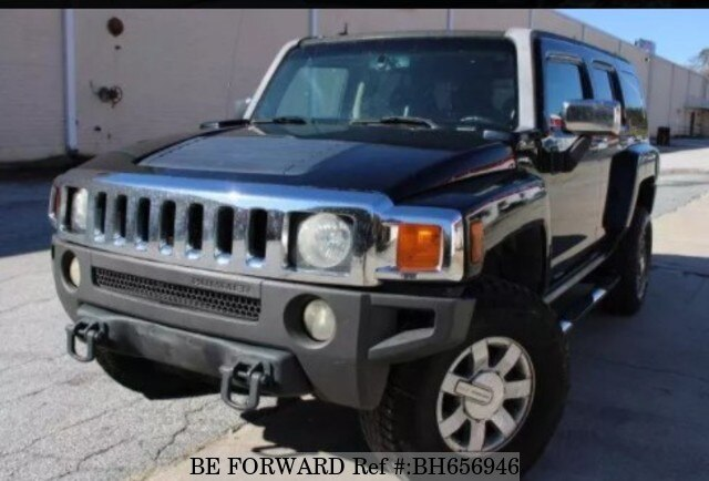 Used 2006 HUMMER H3 BH656946 for Sale