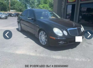 Used 2008 MERCEDES-BENZ E-CLASS BH656960 for Sale