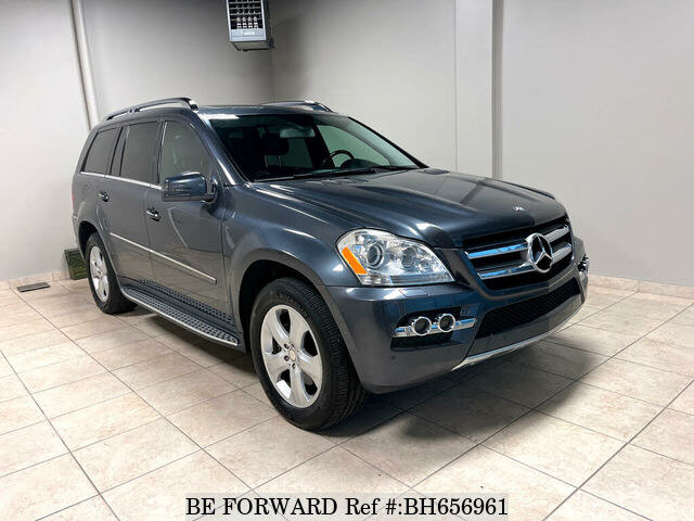 Used 2011 MERCEDES-BENZ GL-CLASS BH656961 for Sale