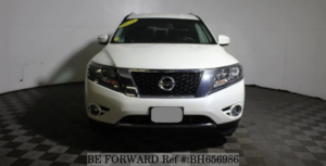 Used 2016 NISSAN PATHFINDER BH656986 for Sale