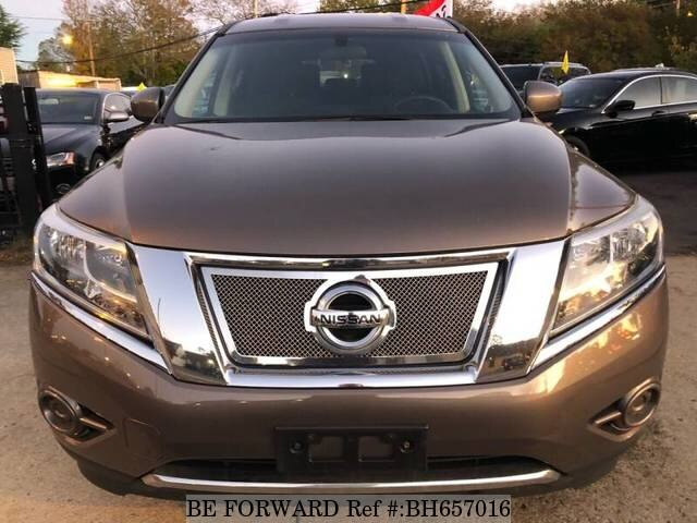 Used 2013 NISSAN PATHFINDER BH657016 for Sale