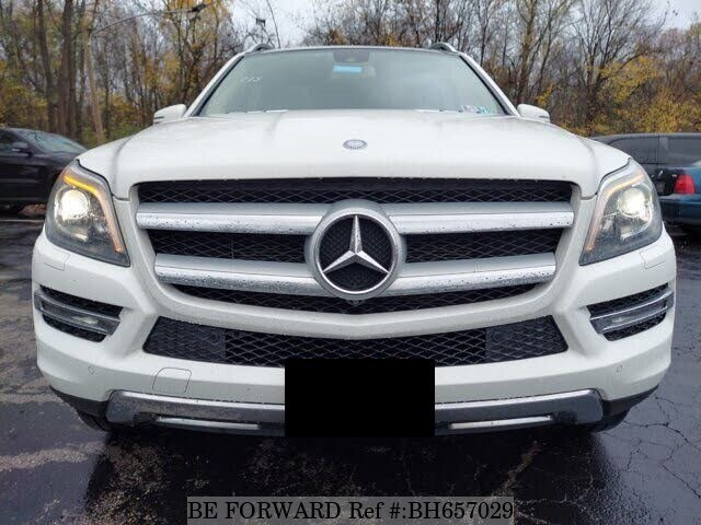 Used 2014 MERCEDES-BENZ GL-CLASS BH657029 for Sale