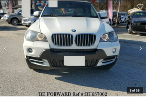 Used 2010 BMW X5 BH657062 for Sale
