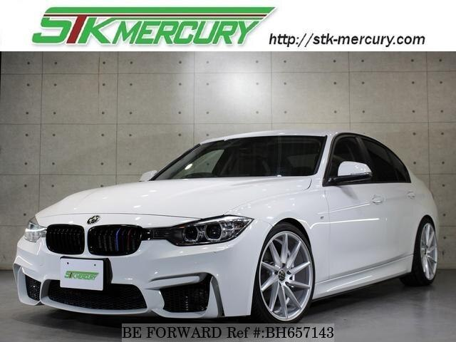 Used 2013 BMW 3 SERIES BH657143 for Sale
