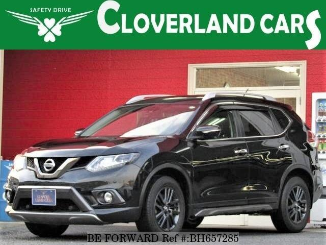 Used 2016 NISSAN X-TRAIL BH657285 for Sale