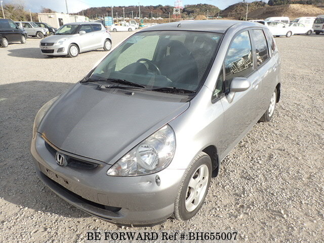 Used 2003 HONDA FIT BH655007 for Sale