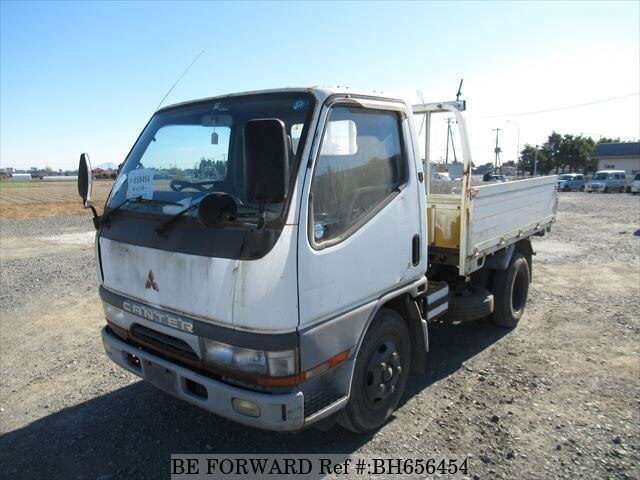 Used 1995 MITSUBISHI CANTER BH656454 for Sale