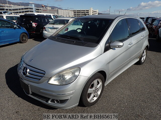 Used 2007 MERCEDES-BENZ B-CLASS BH656176 for Sale