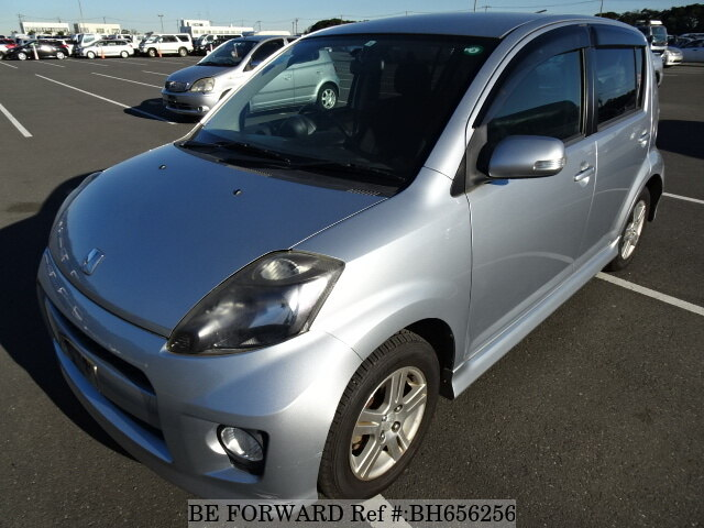 Used 2008 TOYOTA PASSO BH656256 for Sale