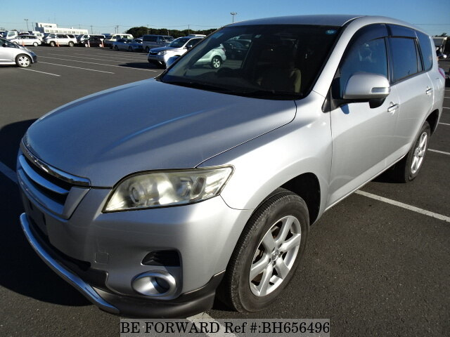 Used 2009 TOYOTA VANGUARD BH656496 for Sale