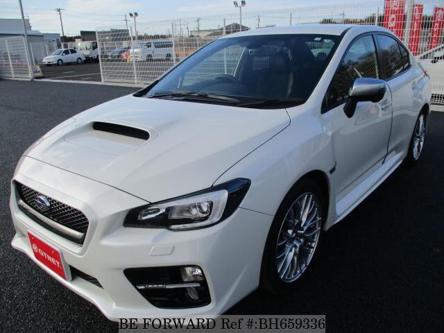 Used 2016 Subaru Impreza Wrx Dba Vag For Sale Bh659336 Be Forward