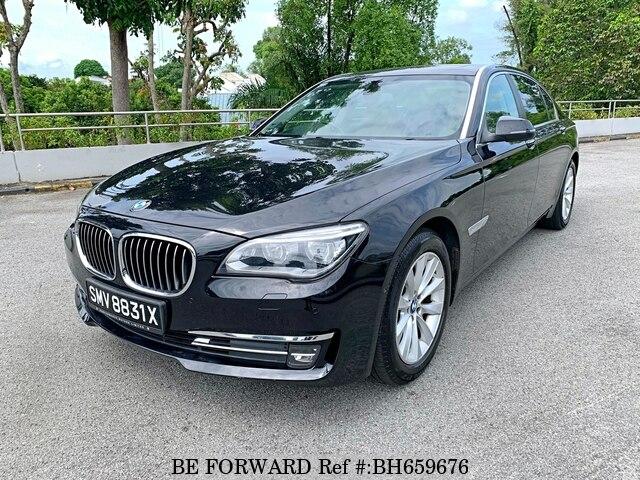 Used 2014 Bmw 7 Series 730li At 4dr Sr Led Dsc Nav Hud For Sale Bh659676 Be Forward