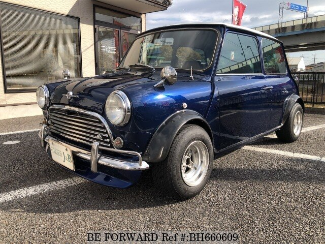 Used 1996 ROVER MINI BH660609 for Sale