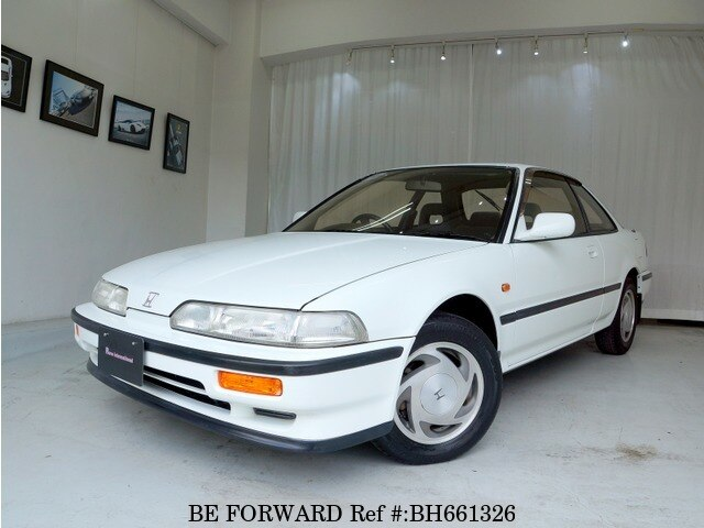 Used 1989 HONDA INTEGRA BH661326 for Sale